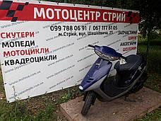 Скутер Honda Dio AF-27 (синій), фото 3