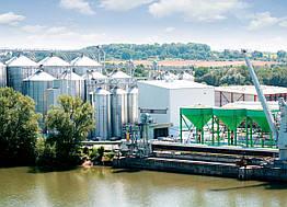 Металлический силос для хранения зерна NL 22/24 на 5000т (Германия)