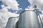 Металлический силос для хранения зерна NL 22/24 на 5000т (Германия), фото 2