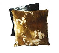 Диванная подушка из Шкуры коровы 36*36 см