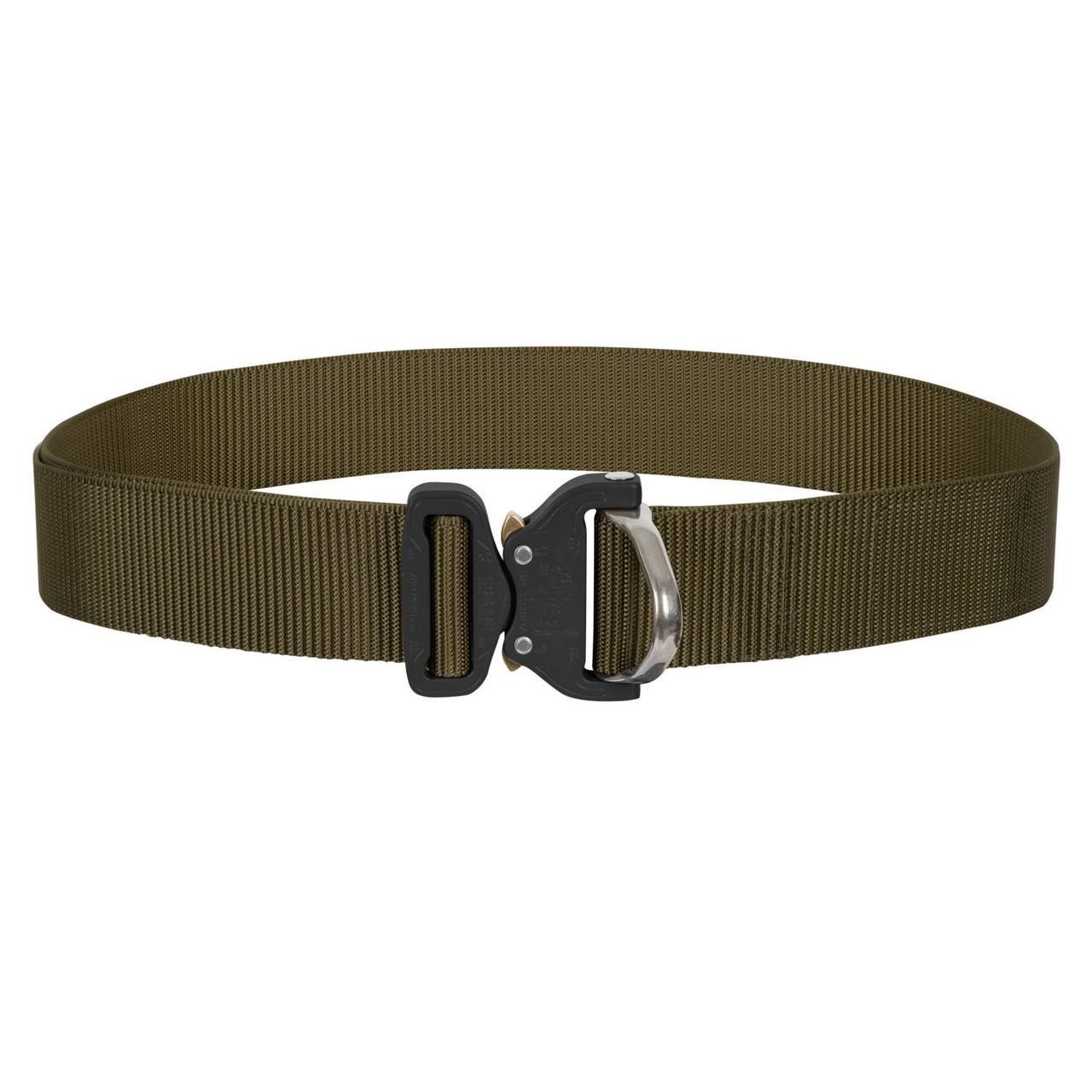 Ремень тактический Helikon-Tex® COBRA D-Ring® (FX45) Tactical Belt - Олива