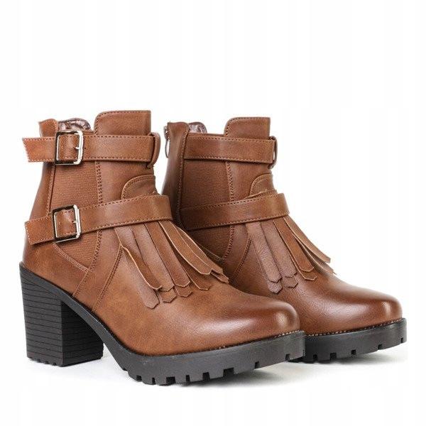 Женские ботинки Shawn