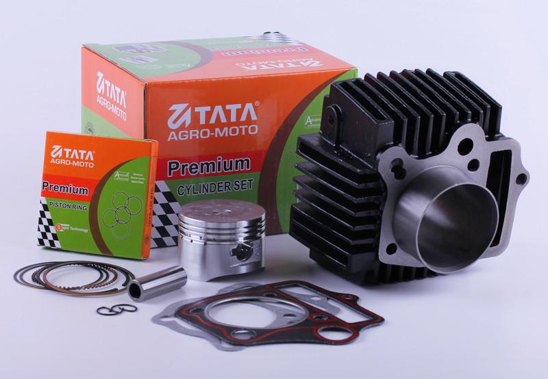 Поршневая 52 мм для мопеда Activ/для мопеда Delta/Alpha 110сс - Premium