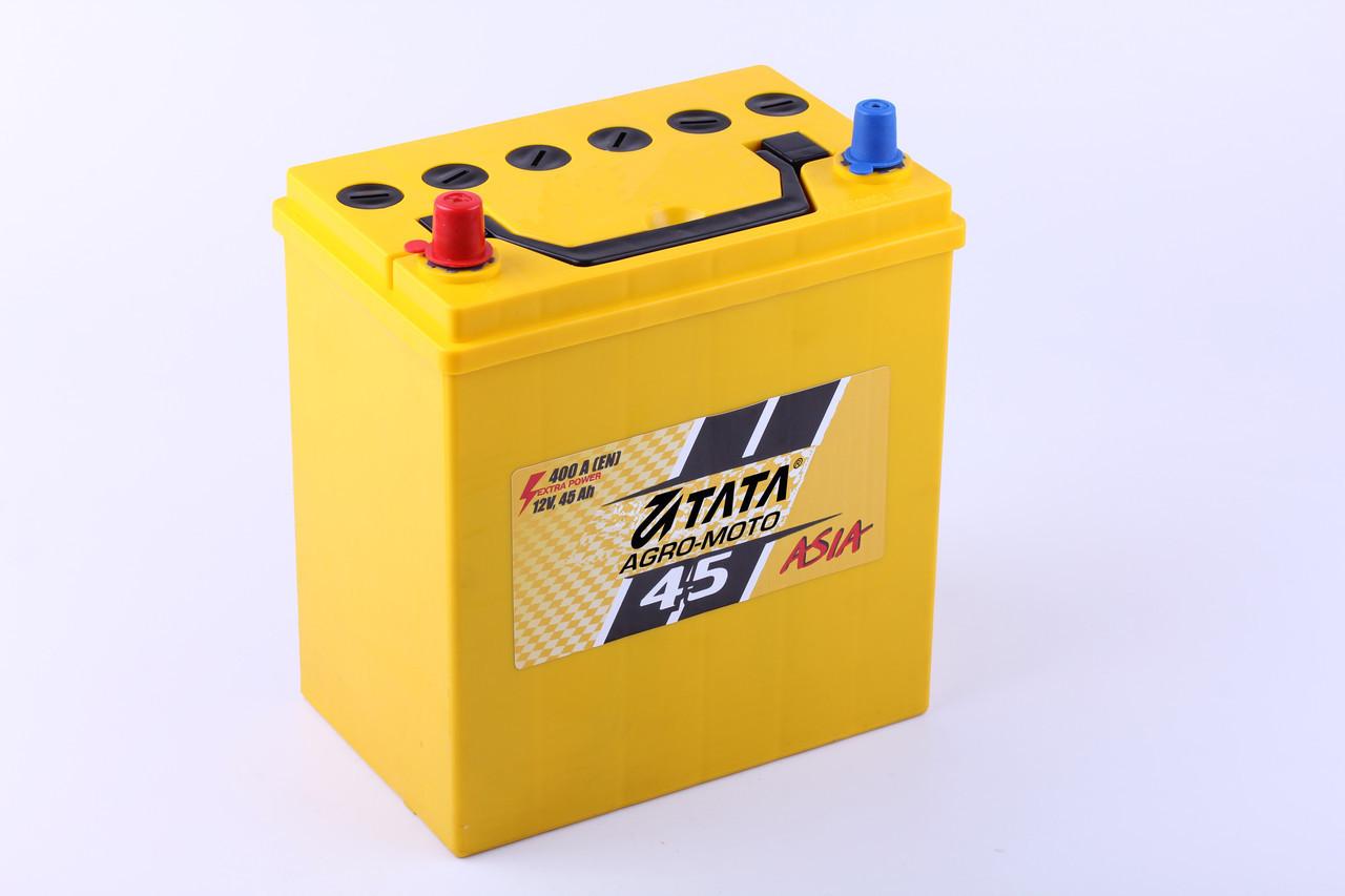 Аккумулятор 45 Ah/12v (197*127*203) - 178F/186F