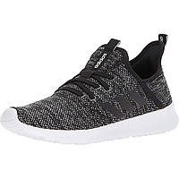 Кроссовки Adidas Cloudfoam Pure Black/White - Оригинал, фото 1