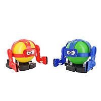 🔝 Игра бой воздушных шариков, Balloon Bot Battle, для детей от 9 лет , Игрушки