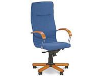 Крісло для керівника Nova Wood Chrome / Кресло для руководителя Nova Wood Chrome, фото 1