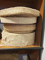 Оконный утеплитель материал джут натуральный толщина 3 см в ленте шир. 3 см длина 10 м