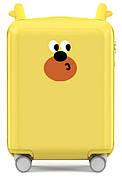 Валіза Xiaomi Mi Kids Luggage 30 л Жовтий (3006735)
