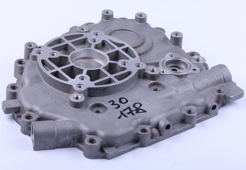 Крышка блока двигателя - 178F КОД  3123