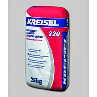 Клей для плит из пенополистирола и  штукатурного слоя, ARMIERUNGS-GEWEBEKLEBER 220 Kreisel