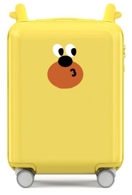 Чемодан Xiaomi Mi Kids Luggage 30 л Желтый (3006735)