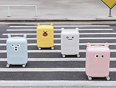 Чемодан Xiaomi Mi Kids Luggage 30 л Желтый (3006735), фото 2