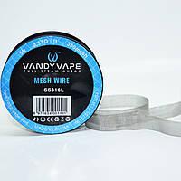 Mesh Wire / Cетка SS316L 300 mesh 10см