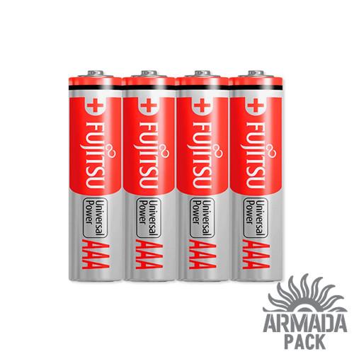 Батарейки FUJITSU Alkaline Universal Power ААА LR3 (4 шт)