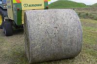 Сетка для обвертывания рулонов сена и соломы