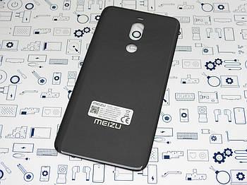Задняя крышка Meizu X8 черная Сервисный оригинал с разборки