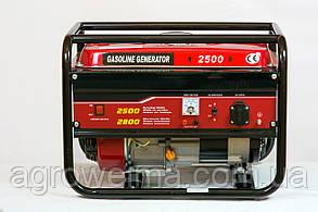Генератор бензиновый WEIMA WM2500 , ручной старт