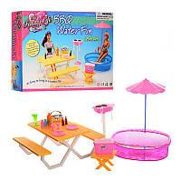 Детская мебель для кукол Gloria Бассейн 1679