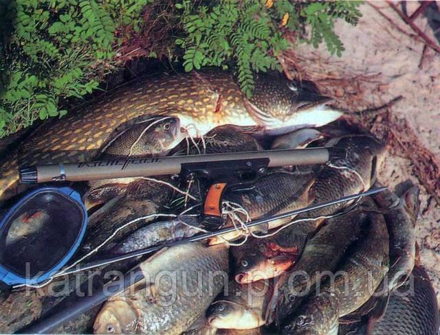 Ружье для подводной охоты Катран