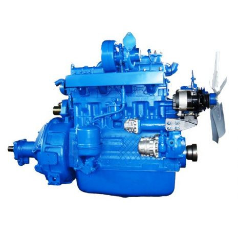 Двигатель ЮМЗ Д-65