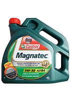 Масло моторное CASTROL 5W40 А3/В4 Magnatec 4 л