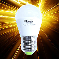Светодиодная лампа Feron LB-95 7W E27, фото 1