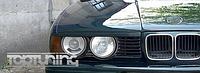 Реснички без вырезов BMW E34
