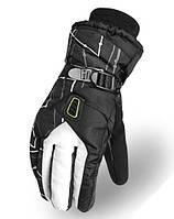 Перчатки горнолыжные мужские Kineed Scout размер L черный-белый