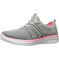 Кроссовки SKECHERS Synergy 2.0 Gray/Pink - Оригинал, фото 1