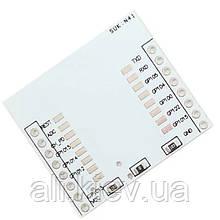 Адаптер плата расширения, шилд для модулей ESP8266  ESP-07 ESP-12F ESP-12E