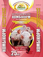 КОМБІКОРМ для свиней ФІНІШЕР