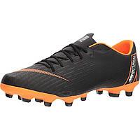 Бутсы Nike Vapor 12 Academy MG Black/Total Orange/White - Оригинал