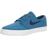 Кроссовки Nike SB Zoom Stefan Janoski Canvas Industrial Blue/Obsidian - Оригинал