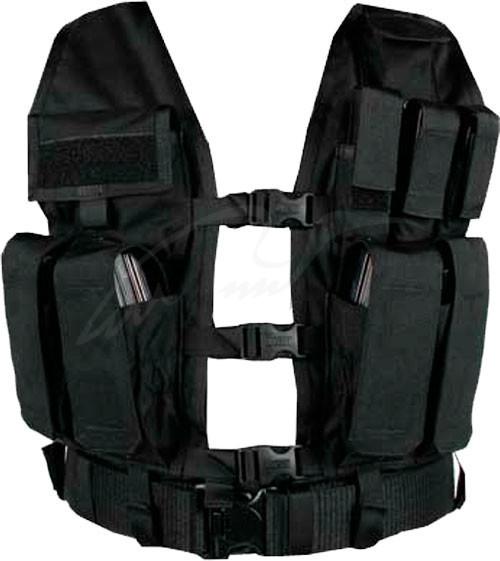 Жилет тактический BLACKHAWK! Urban Assault Vest ц: черный (33UA00BK) 16490425