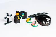 Іграшки для пісочної терапії. Проблематика «Смерть», фото 1