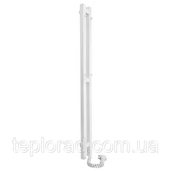 Электрический полотенцесушитель Laris Дуэт ЧФ3 105x1200 П (75201068)