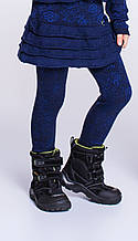 Детские лосины для девочки Одежда для девочек 0-2 Viaelisia Италия 7036 Синий