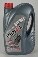 Масло моторное VENOL 10W40 DIESEL CF-4/SJ/EC 5 л