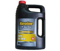 Масло моторное TEXACO 10W40 Havoline Extra 5 л