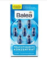 Balea концентрат увлажняющий  с экстрактом водорослей, 7 шт.