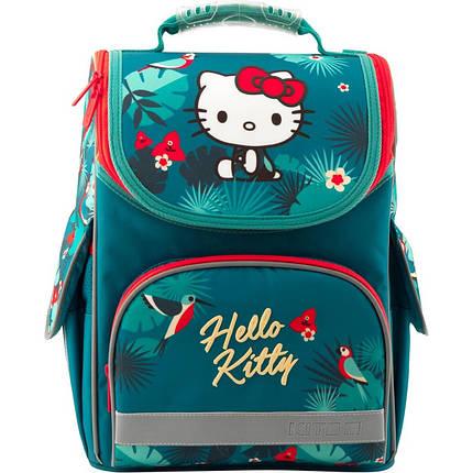 Ортопедический школьный ранец Kite Education Hello Kitty 35*25*13, фото 2