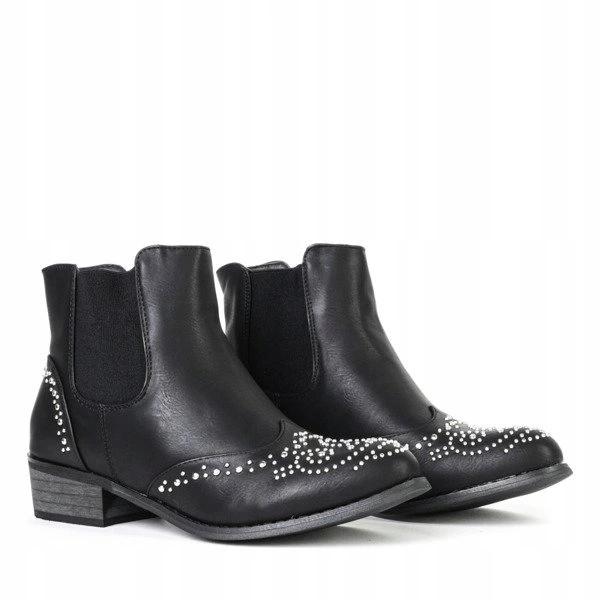 Женские ботинки Zella
