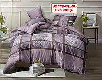 Евро набор постельного белья - Абстракция пуговица