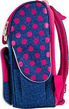 Школьный каркасный ранец с ортопедическими свойствами Minnie Mouse 33*26*13, фото 3
