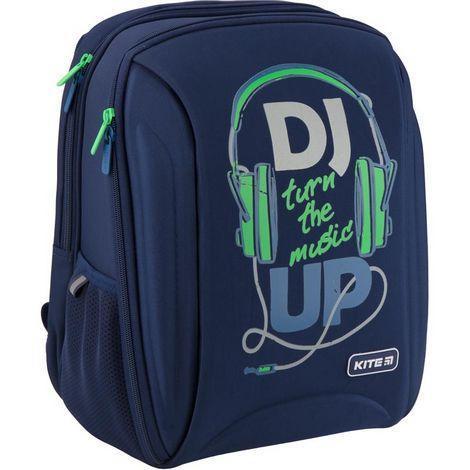 Ортопедический школьный ранец для мальчиков Kite Education Music Up37*26*18
