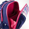 Школьный ортопедический каркасный рюкзакKite Education London37*26*18, фото 3