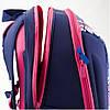 Школьный ортопедический каркасный рюкзакKite Education London37*26*18, фото 4