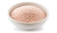 """Гімалайська сіль """"пудра"""" рожева 2 кг для лазні та сауни"""