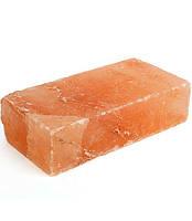 Цегла з гімалайської солі 20/10/5 см для лазні та сауни